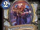 Kustosz muzeum