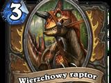 Wierzchowy raptor