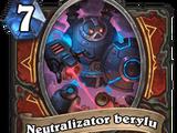 Neutralizator berylu