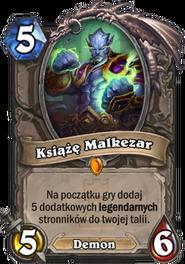 Książe Malkezar