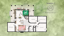 Ranch House floorplan Season7