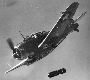 Dive Bombing Doctrine