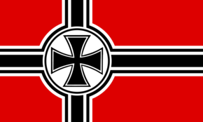 Censored Flag of Germany