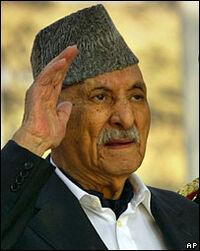 Muhammed Zahir Shah