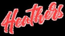 Heathers Logo