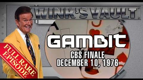 Gambit 12-10-1976 THE FINALE (For Now)