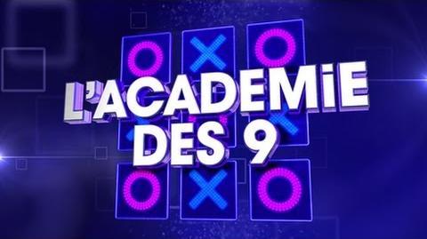 L'Académie des 9 Nicolas Descamps et Corine Yernaux