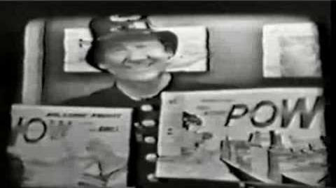 Shenanigans w Stubby Kaye 1965 Part 2