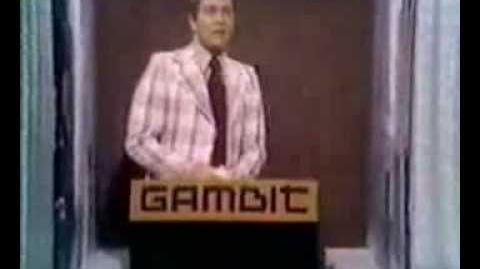 Gambit Part 1