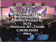 MHP The Last Word 1989 Series