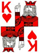 Gambit-king-hearts