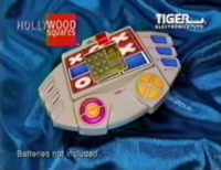 Hollywood Squares by Tiger Electronics