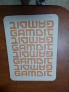 Gambit Card Back