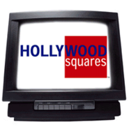 Hollywood Squares on TV