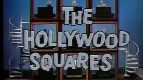 The Hollywood Squares close (partial), 2 16 79