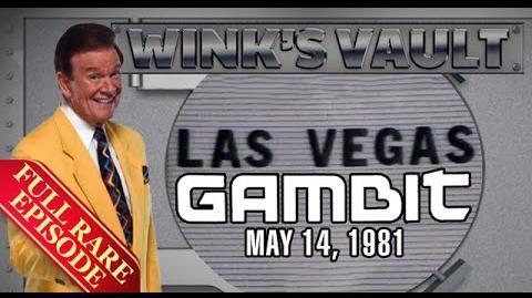 Las Vegas Gambit 5-14-1981