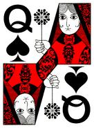 Gambit-queen-spades