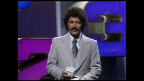 """""""High Rollers"""" Opening with Meeting Host & Co Host (Friday, July 4, 1975)"""