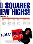 Hollywood Squares '99 ad 2