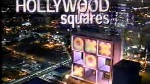 Hollywood Squares mid-break bumper, 1998
