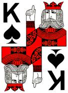 Gambit-king-spades