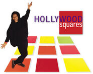 Hollywood Squares Whoopi Art