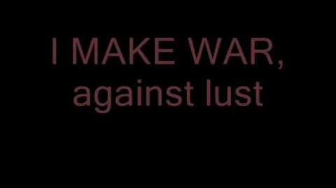 Make War LYRICS - Tedashii feat. Flame