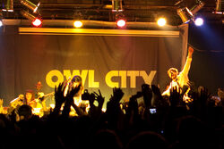 Owl City Live-7878