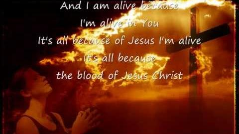 Casting Crowns- All because of Jesus (LYRICS!)