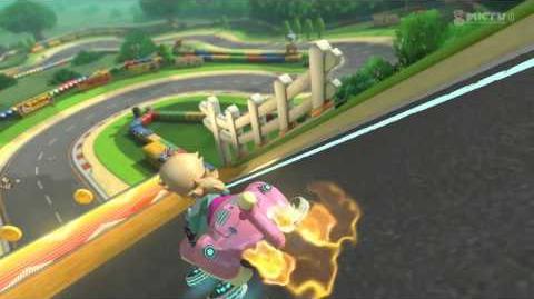 Wii U - Mario Kart 8 - (GBA) Mario Circuit