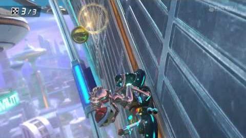 Wii U - Mario Kart 8 - Mute City