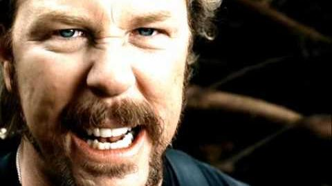 Metallica-Frantic -Official Video-