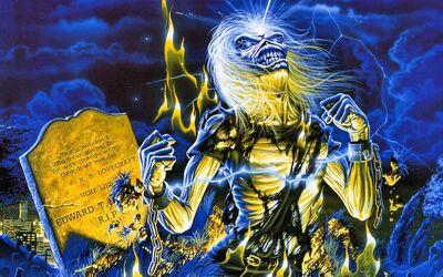 Iron Maiden – Eddie
