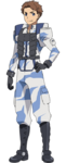 Heivia Winchell - Anime Design