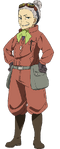 Ayami Cherryblossom - Anime Design