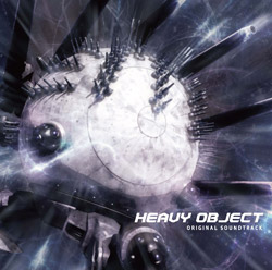 File:Heavy Object Original Soundtrack.jpg