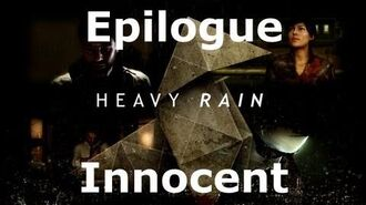 Heavy Rain- Epilogue - Innocent