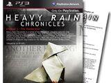 Heavy Rain Chronicles