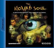 Omikron Box Art (Dreamcast)