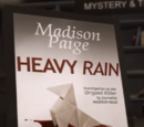 Heavy Rain (book)