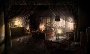 Lauren Winter's Apartment