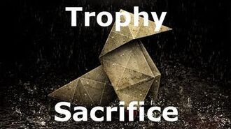 Heavy Rain- Sacrifice (Bronze)