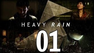 Let's Play Heavy Rain Gameplay German Deutsch Part 1 - Ethan Mars Architekt-1