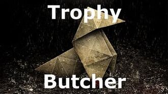Heavy Rain- Butcher (Bronze)