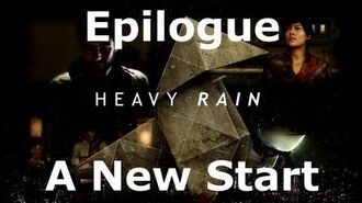 Heavy Rain- Epilogue - A New Start