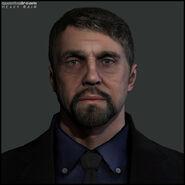 Carter Blake Profile Render