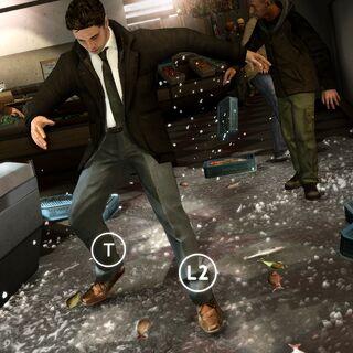 <i>rutschiges Eis auf dem Boden</i>