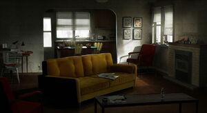 Ethan Mars' Apartment
