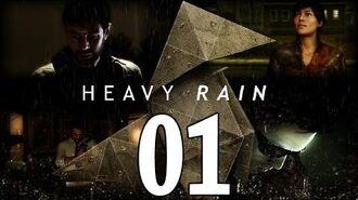 Let's Play Heavy Rain Gameplay German Deutsch Part 1 - Ethan Mars Architekt