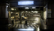 Police Station (Parking Garage)